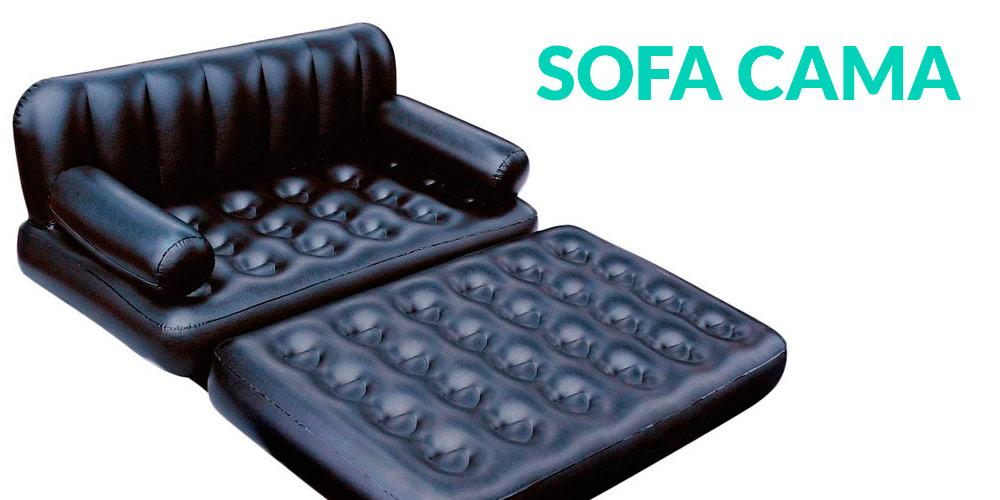 Flotador sofá cama
