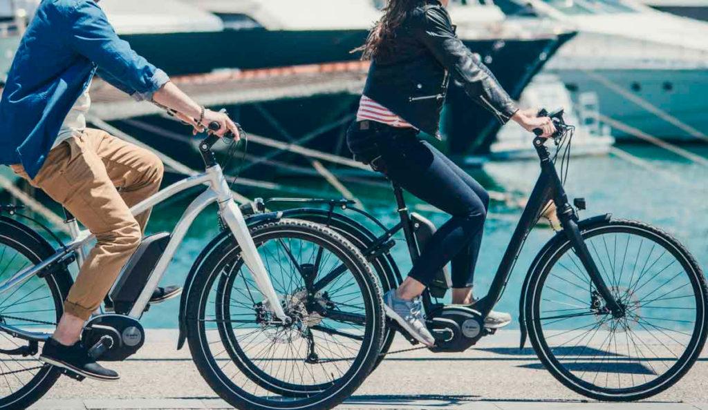 Tu bicicleta eléctrica plegable la encontrarás en Wonduu al mejor precio